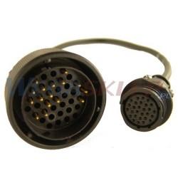 Texa przewód diagnostyczny TRUCK 3151/T12 MAN 37 pin dla pojazdów Euro2 i Euro3