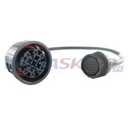 Texa przewód diagnostyczny TRUCK 3151/T13 MAN 4+8 pin dla pojazdów Euro2 i Euro3