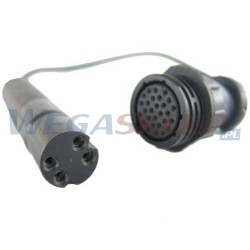 Texa przewód diagnostyczny TRUCK 3151/T15A HALDEX EB+  4 pin
