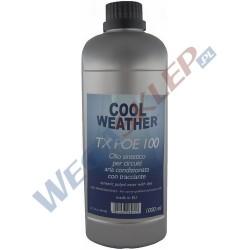 Olej do klimatyzacji poliestrowy POE ISO1001 L z kontrastem UV