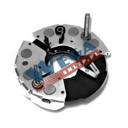Płyta diodowa AMP1638 75A/6x35A