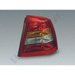 Lampa tylna zespolona Opel Astra G 09.1998