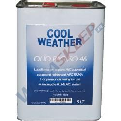 Olej do klimatyzacji PAG ISO46 5 litrów