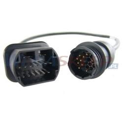 Texa przewód diagnostyczny CAR ASIA 3151/C29 MAZDA 17 pin
