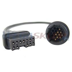 Texa przewód diagnostyczny CAR ASIA 3151/C19 HYUNDAI/MITSUBISHI 12 pin