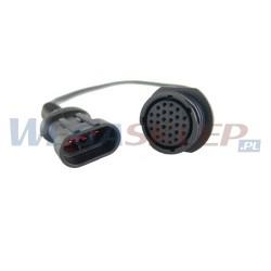 Texa przewód diagnostyczny TRUCK 3151/T01 IVECO 3 pin dla samochodów produkowanych do 2001