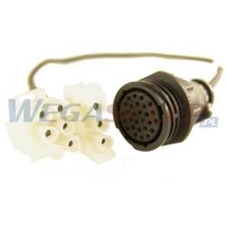 Texa przewód diagnostyczny TRUCK 3151/T17 ZF system 1 generacja